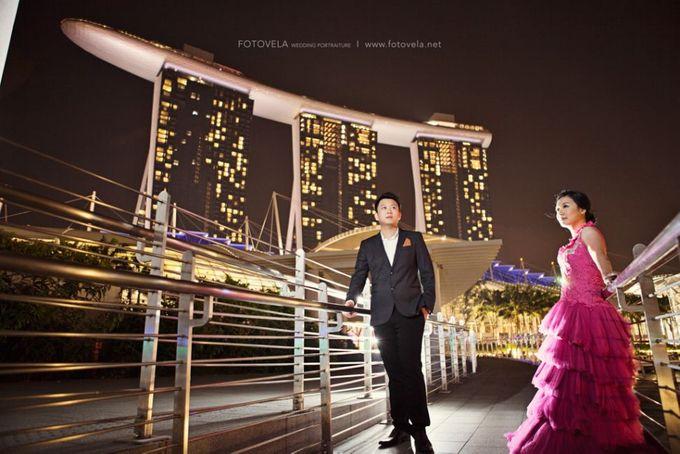 singapore Prewedding Fendy & Jeany by fotovela wedding portraiture - 013