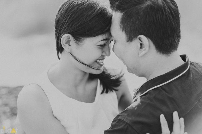 Engagement // prewedding Hendra & Dimitry by diktatphotography - 012
