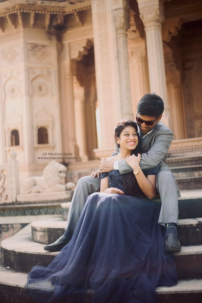 Pre Wedding Shoot by GP PRODUCTION - 022