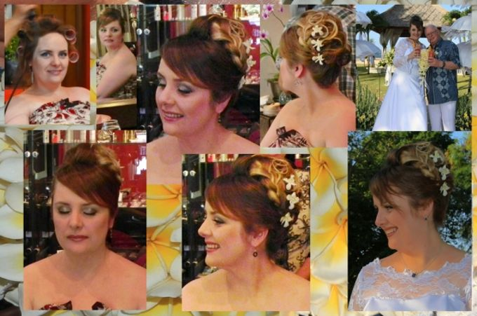 Makeup Portfolio by JERRY HUMPHRIES HAIRDRESSING SALON - 001
