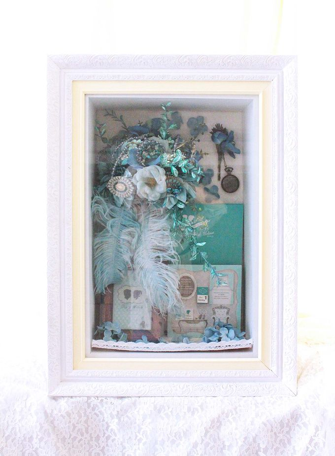 Frame Bouquet by Cup Of Love Design Studio - 005