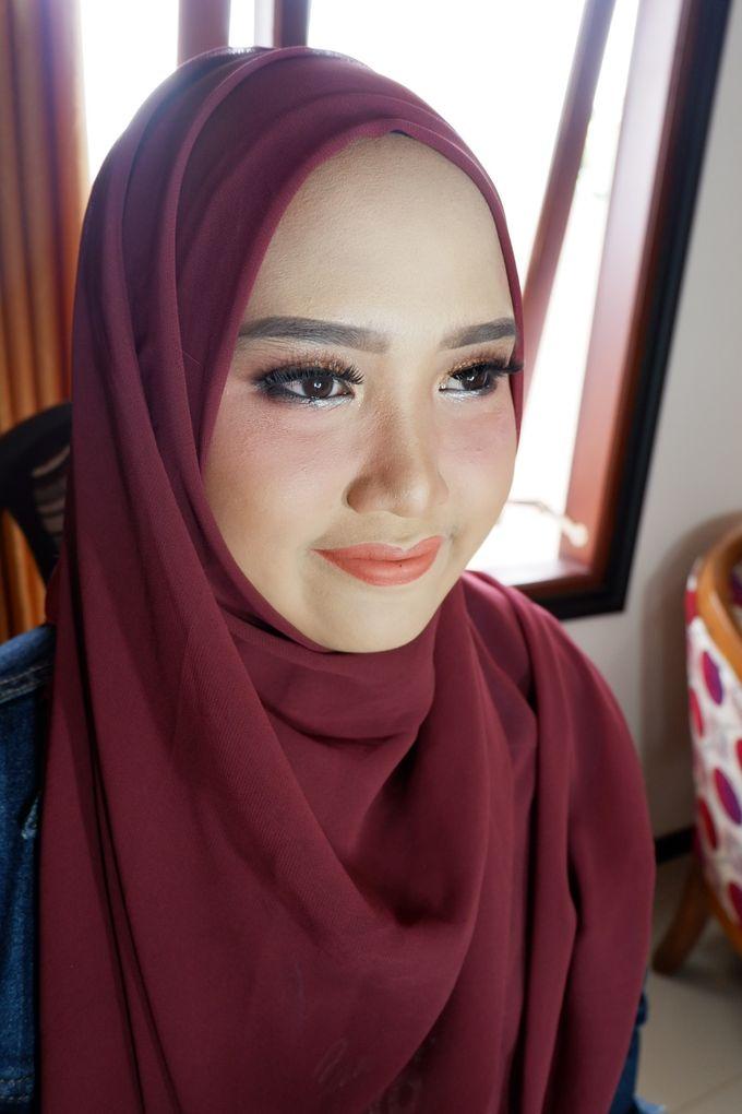 Natural Makeup party by awmodis.makeup - 002