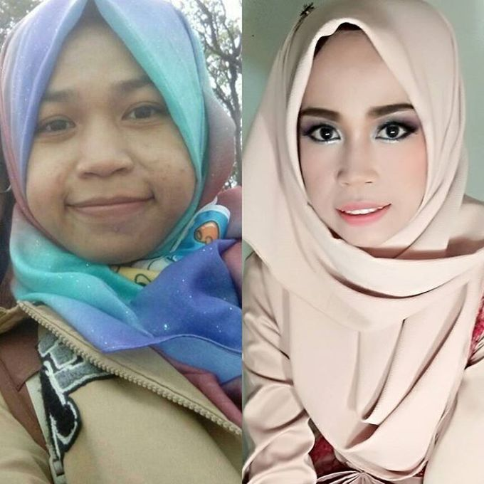 Wedding Make Up, Graduation, And Engagement by qaylamakeup - 010