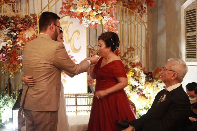 MC Wedding Intimate at Blue Jasmine Jakarta - Anthony Stevven by Anthony Stevven - 003