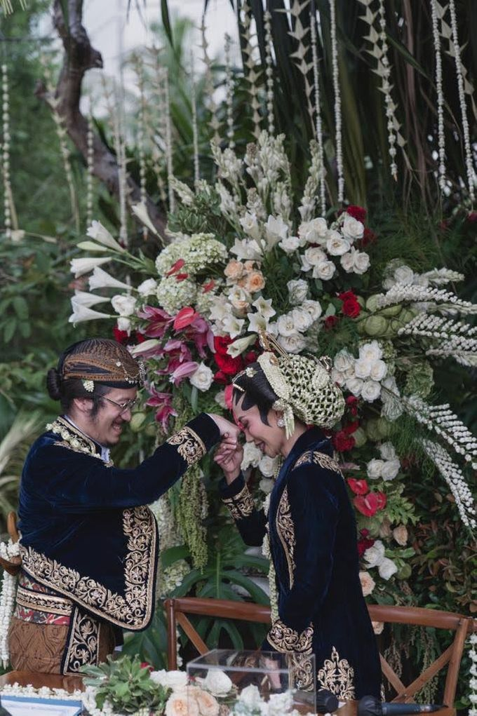 Putri & Christopher by ProjectDEA Wedding Planner - 032