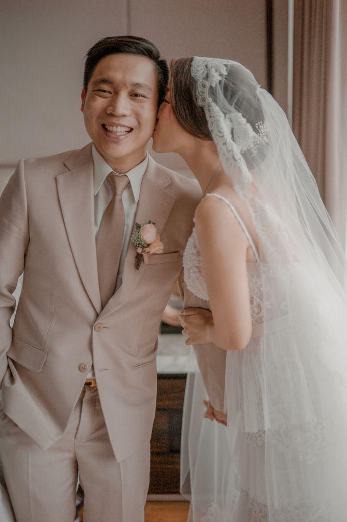 Alvin & Natasha Wedding by Philip Formalwear - 033