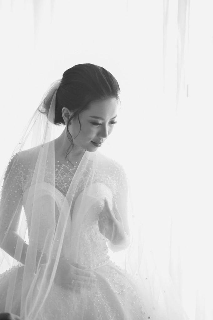 The Wedding of Sung & Mila by Yumi Katsura Signature - 002