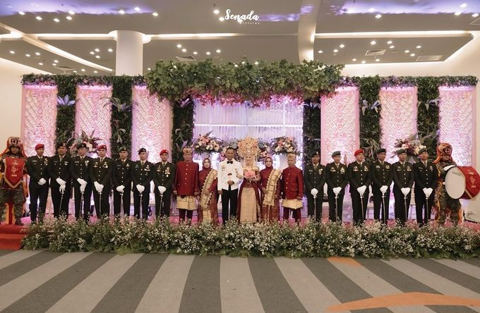 Tiara & Khairul Wedding by Barva Entertainment - 002