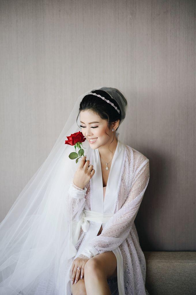 Wedding Day by Dicky - Raven Melisa by DONNY LIEM The Make Up Art - 012
