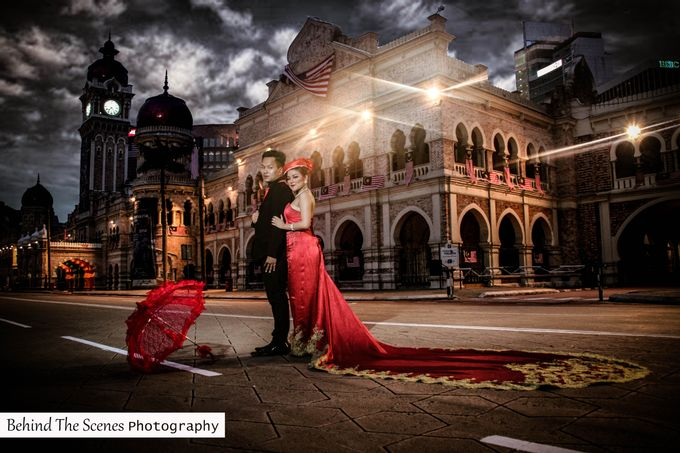 Malaysia Prewedding Session ( Icha & Robin ) by behind the scenes photography - 006