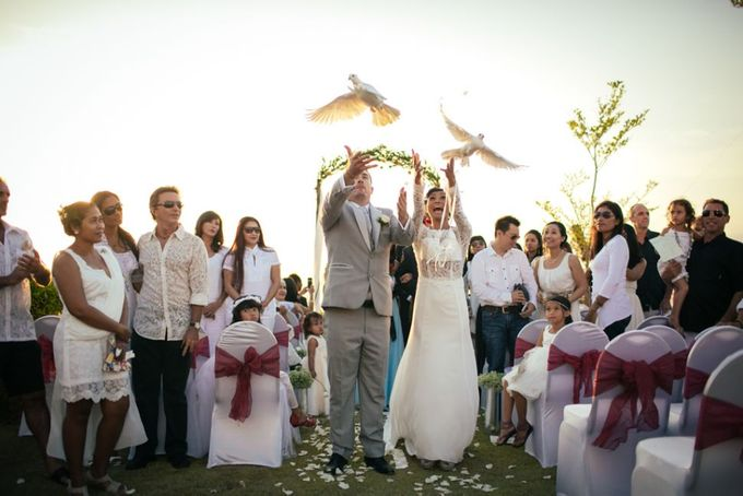 Zach & Dina by Fabio Lorenzo Wedding Photography - 007