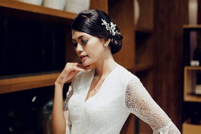 Wedding Kris & Aida by Bramanta Wijaya Sposa - 003