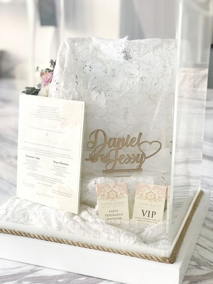 The Wedding of Daniel & Jessy by CONSERVÉ FLOWER PRESERVATION - 003