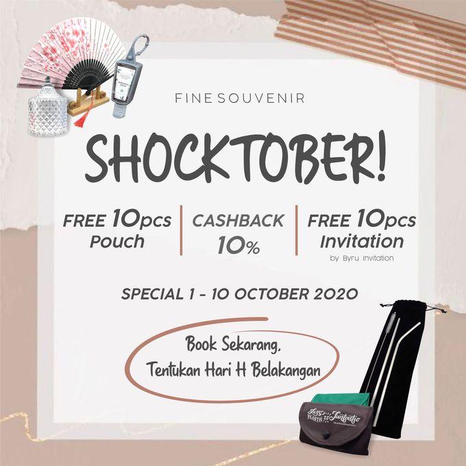 "Fine Souvenir ""Shocktober 10.10"" by Fine Souvenir - 007"