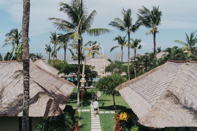 Michael & Medy Wedding by Nagisa Bali - 002