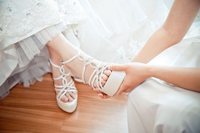 wedding day by Xin-Ai Bride - 086
