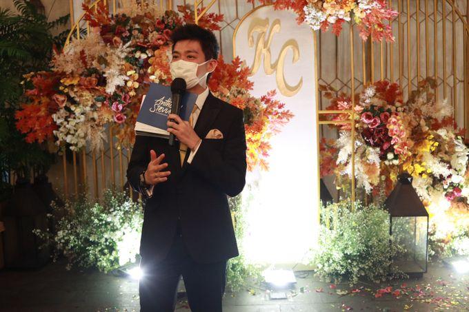 MC Wedding Intimate at Blue Jasmine Jakarta - Anthony Stevven by Anthony Stevven - 021