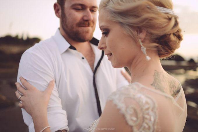 Tori & Sam | Bali Wedding by AT Photography Bali - 014