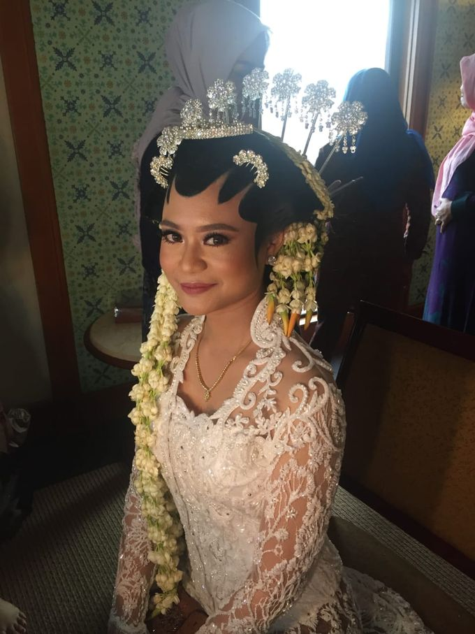 Dr Nessya Akad and Wedding Reception by The Sultan Hotel & Residence Jakarta - 001