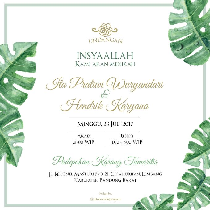 E invitation ita dan hendrik by ideberideproject bridestory add to board e invitation ita dan hendrik by ideberideproject 001 stopboris Images