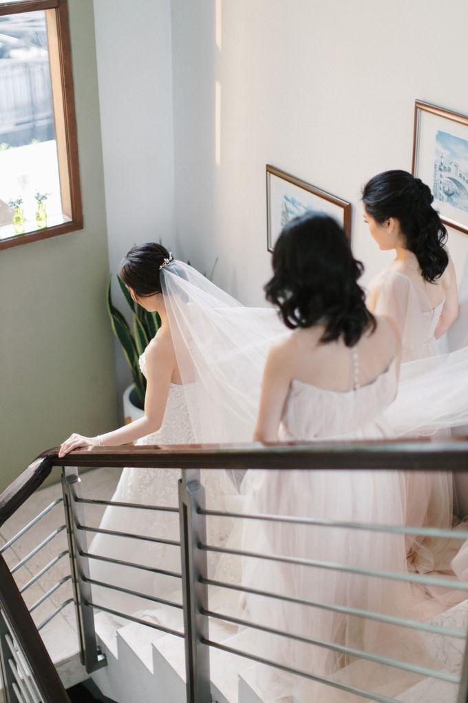 Marsha & Edmond by One Heart Wedding - 004