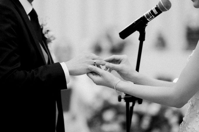 Marsha & Edmond by One Heart Wedding - 012