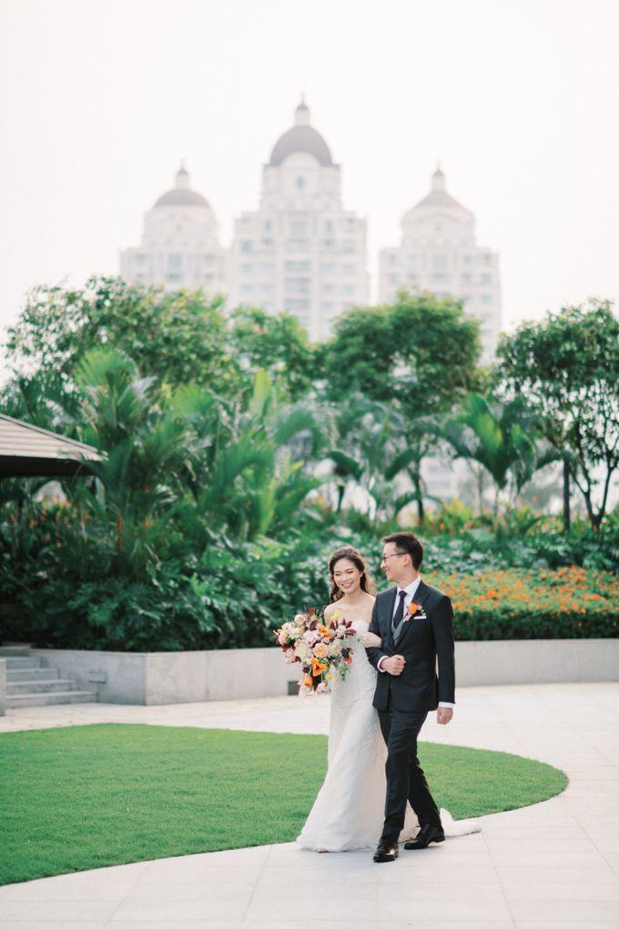 Marsha & Edmond by Fairmont Jakarta - 004