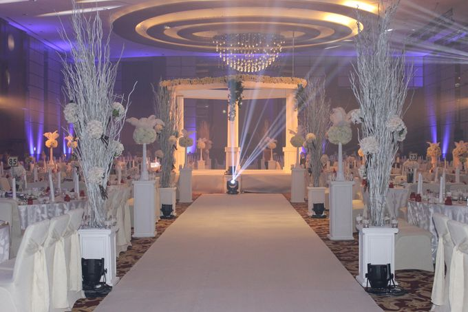 Zestful Weddings by The Wembley - A St Giles Hotel - 001
