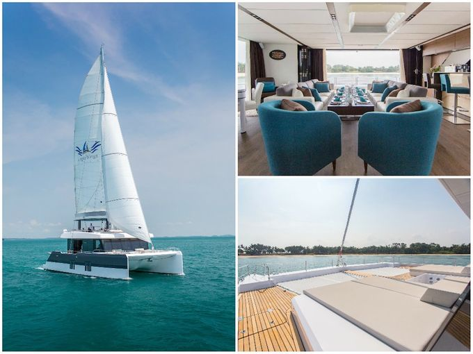 December Special for Morning Charter by Eagle Wings Yacht Charters Pte Ltd - 004