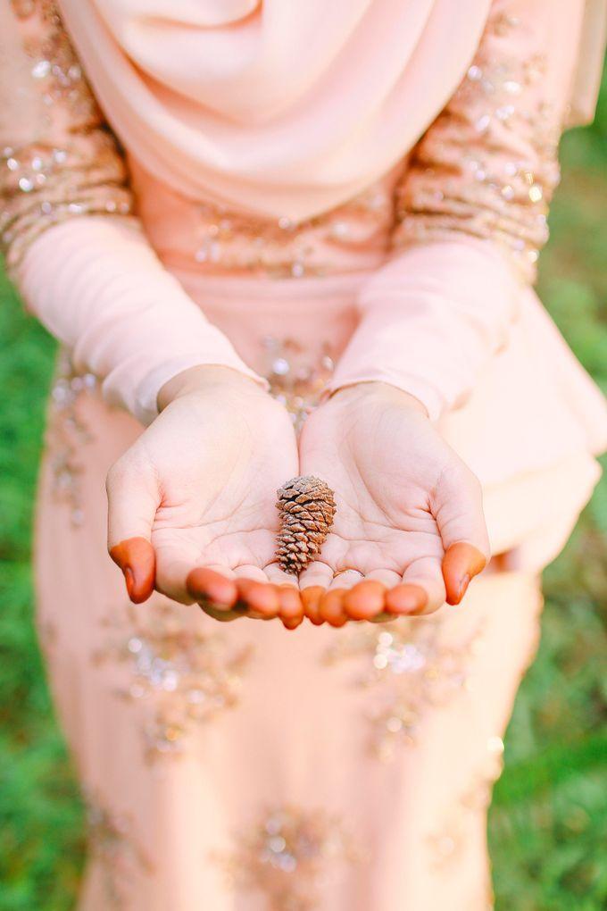 AIN & KHAIR by The Rafflesia Wedding & Portraiture - 001