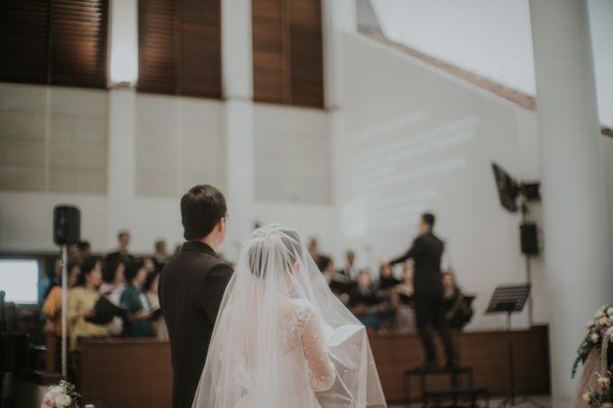 Holy Matrimony of Eka & Adelyne by Priscilla Myrna - 001