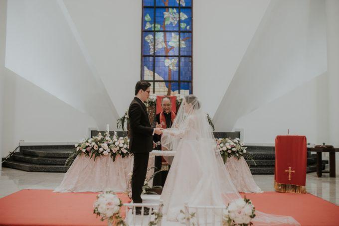 Holy Matrimony of Eka & Adelyne by Priscilla Myrna - 002