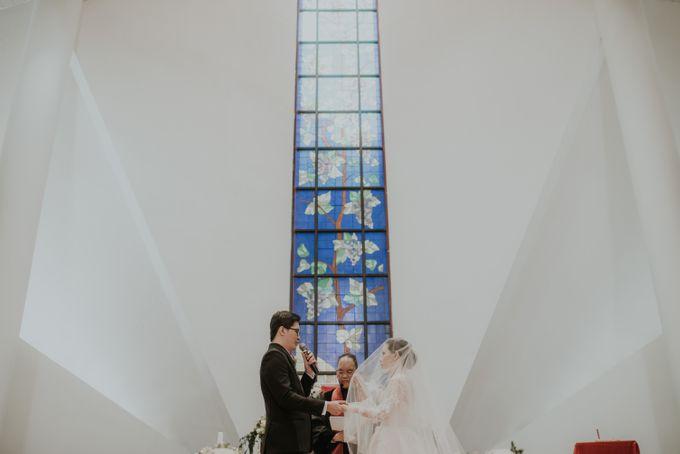 Holy Matrimony of Eka & Adelyne by Priscilla Myrna - 003