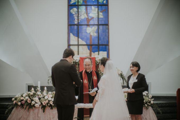 Holy Matrimony of Eka & Adelyne by Priscilla Myrna - 005