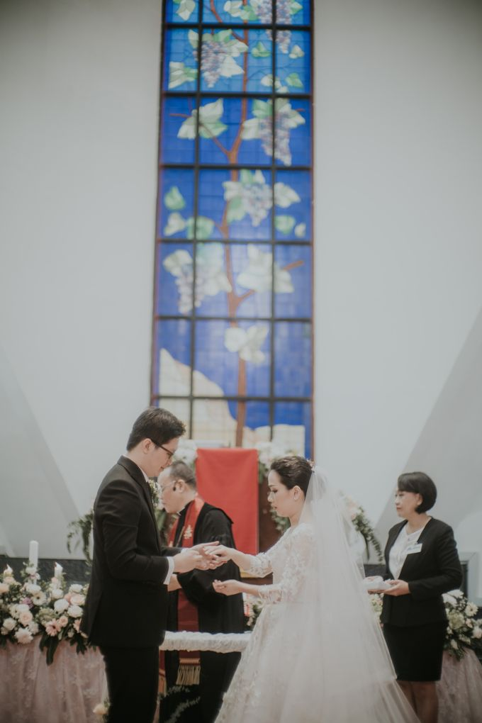 Holy Matrimony of Eka & Adelyne by Priscilla Myrna - 006