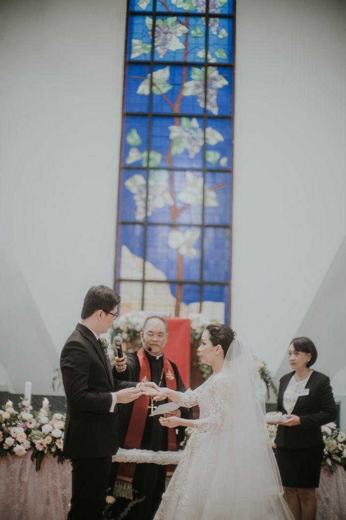 Holy Matrimony of Eka & Adelyne by Priscilla Myrna - 007