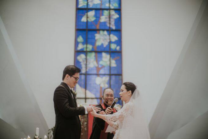 Holy Matrimony of Eka & Adelyne by Priscilla Myrna - 008
