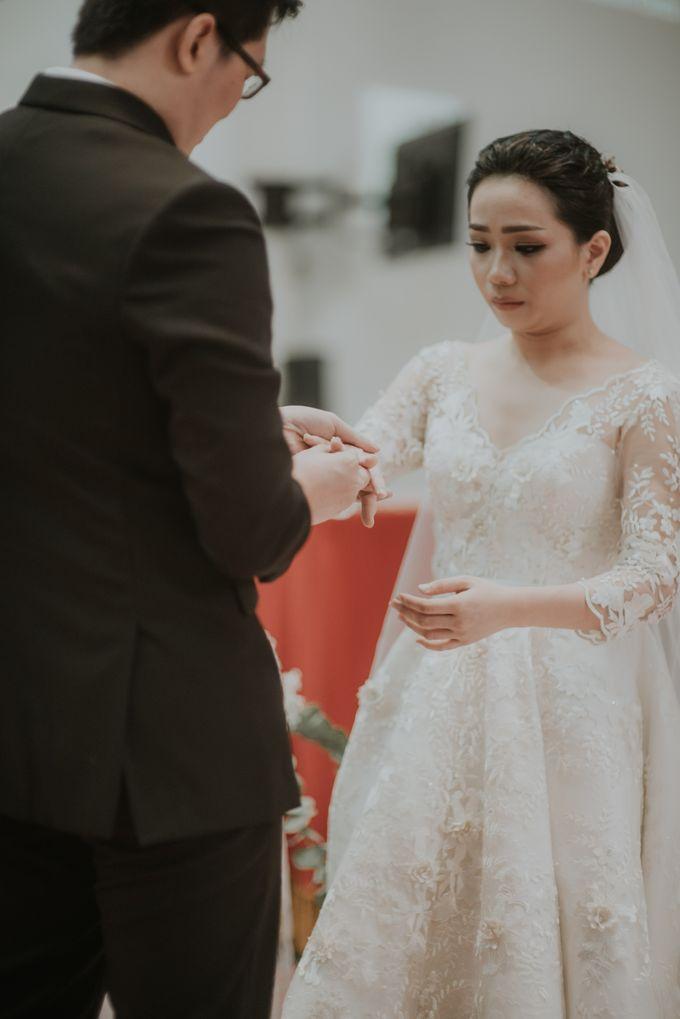 Holy Matrimony of Eka & Adelyne by Priscilla Myrna - 012