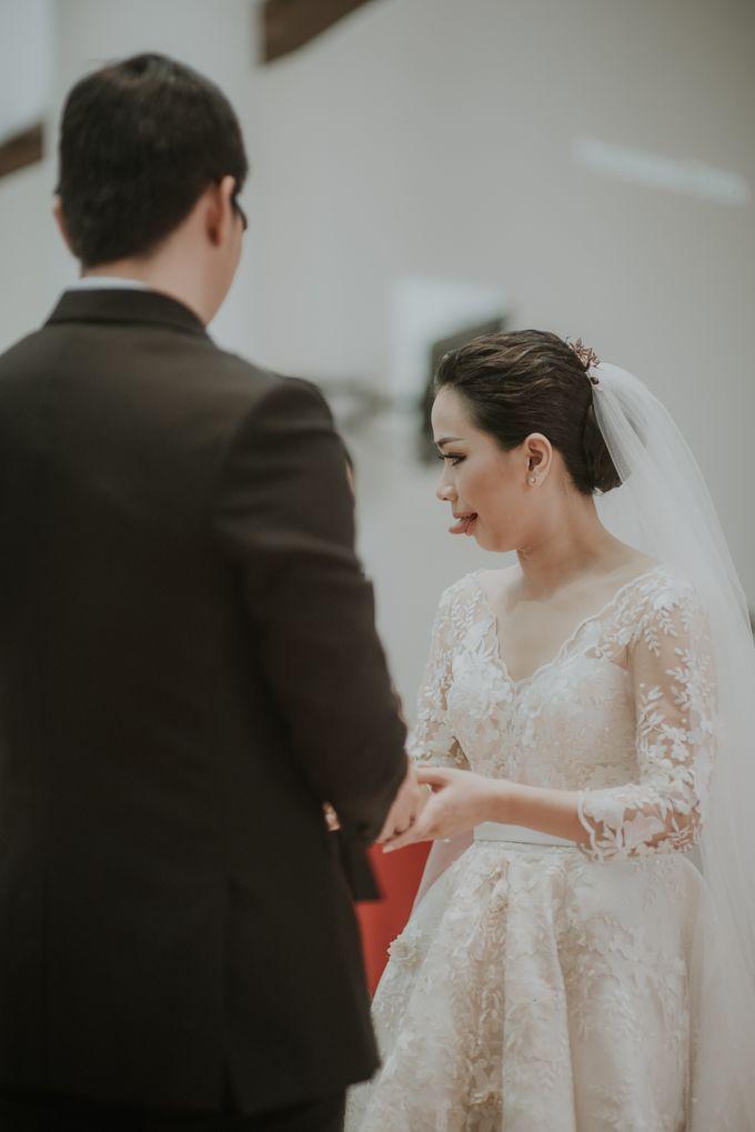 Holy Matrimony of Eka & Adelyne by Priscilla Myrna - 013