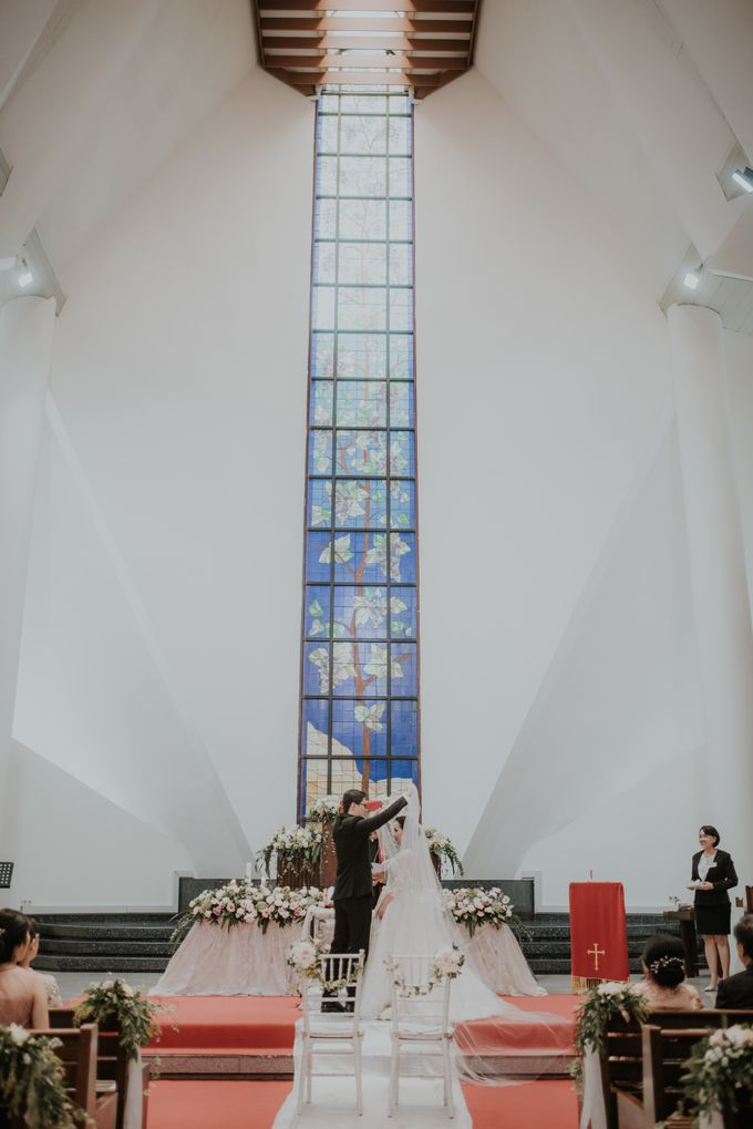 Holy Matrimony of Eka & Adelyne by Priscilla Myrna - 020