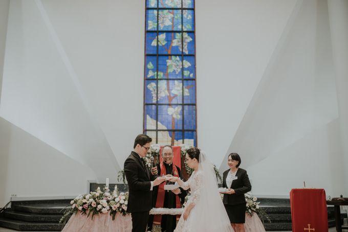 Holy Matrimony of Eka & Adelyne by Priscilla Myrna - 022