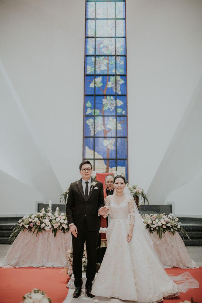 Holy Matrimony of Eka & Adelyne by Priscilla Myrna - 023