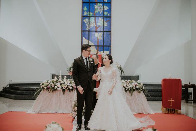 Holy Matrimony of Eka & Adelyne by Priscilla Myrna - 024