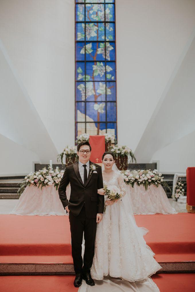 Holy Matrimony of Eka & Adelyne by Priscilla Myrna - 026