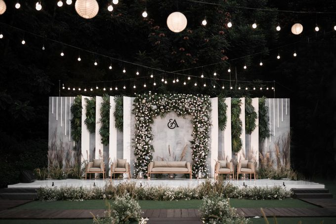 The Wedding Of Eric and Aska by Elior Design - 009