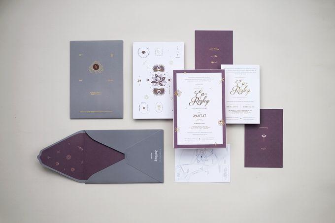 Liera & Rizky by Kenang Design - 001