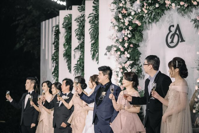 The Wedding Of Eric and Aska by Elior Design - 011