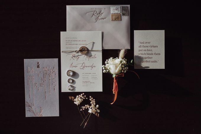 Rudy & Irene Wedding by One Heart Wedding - 001