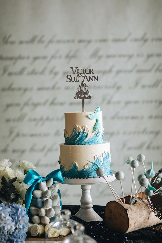Atlantis Wedding by Arch and Vow Studio - 010