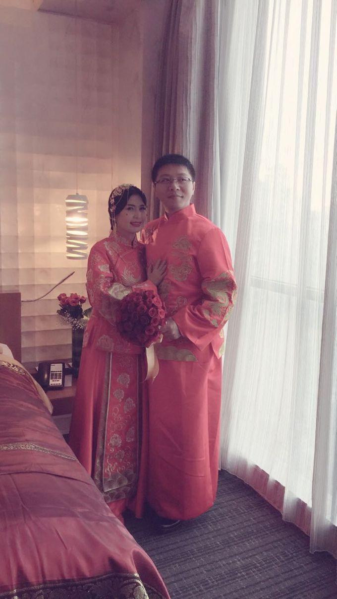 Wedding Zhang Bei & Olivia by Fenny Yang Wedding Planner - 012